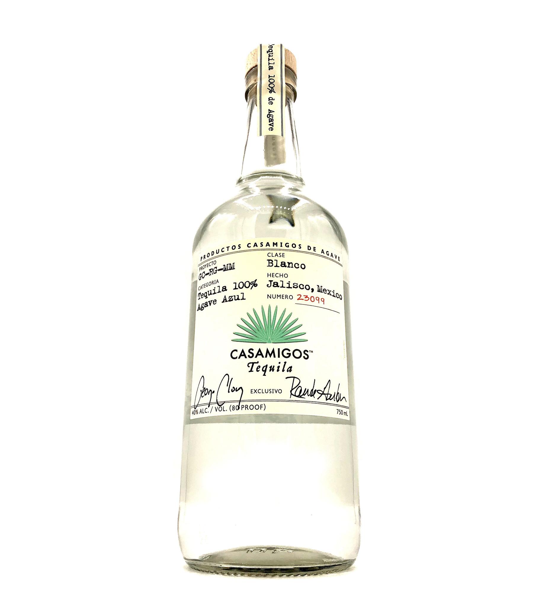 Tequila Blanco 750ml Casamigos