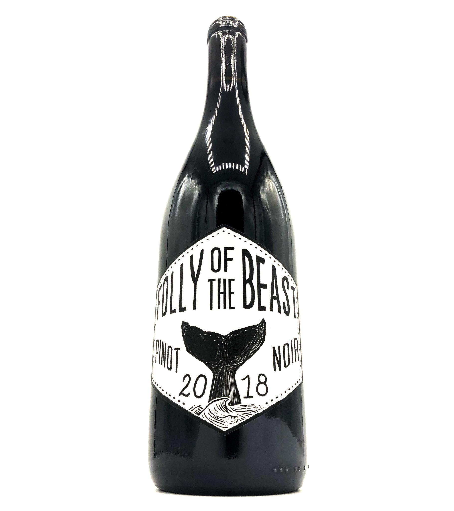 Pinot Noir 2018 Folly of the Beast