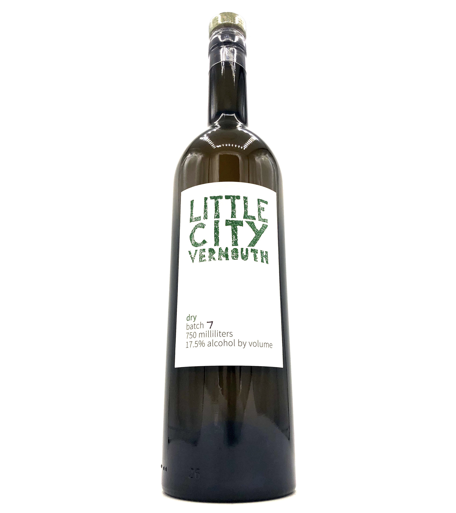 Dry Vermouth 750ml Little City Vermouth