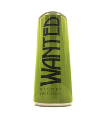 "Gruner Veltliner ""Wanted"" 250ml (can) Paul Direder"