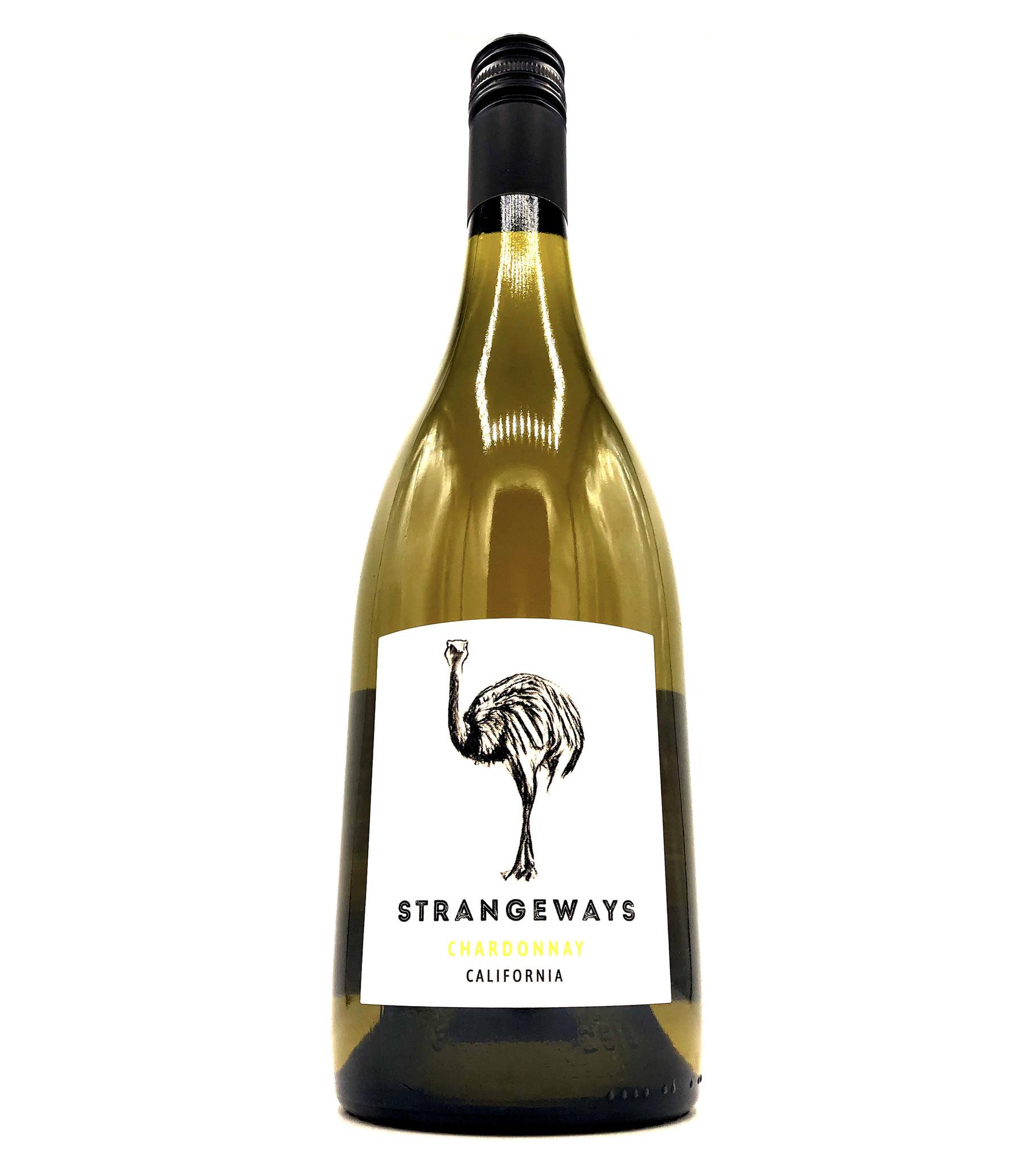 Chardonnay 2018 Strangeways