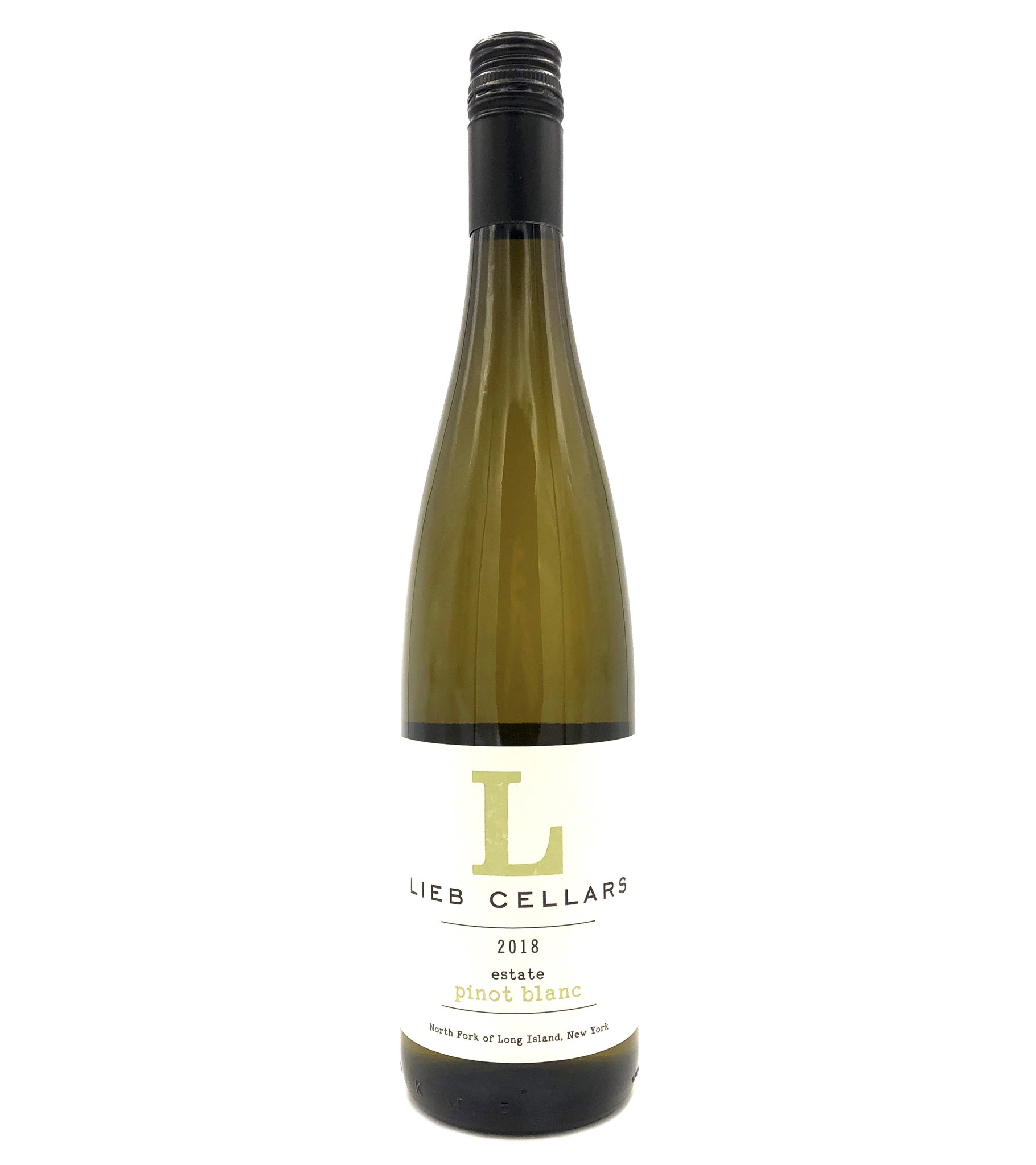 Pinot Blanc 2018 Lieb Cellars
