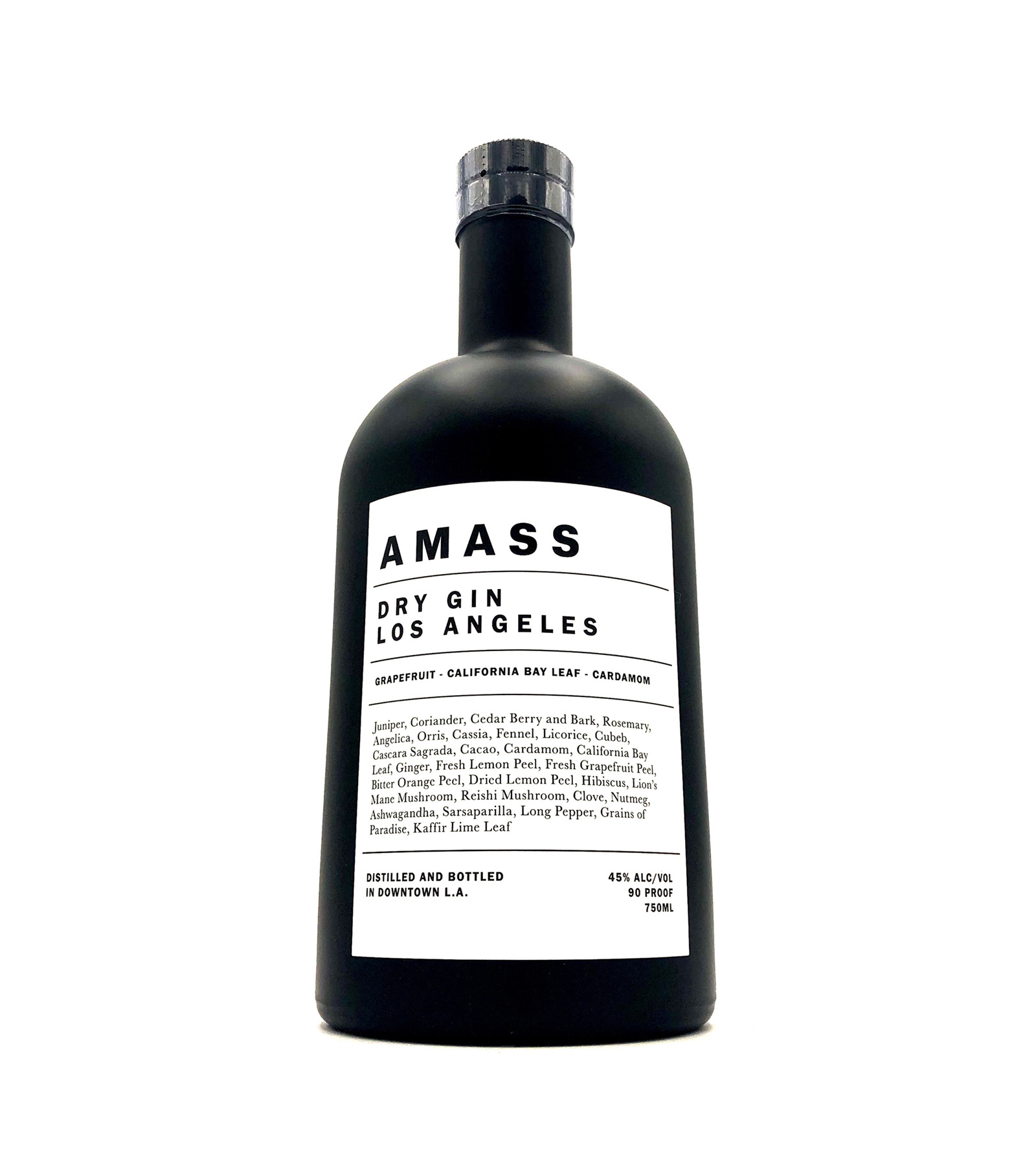 Dry Gin Los Angeles 750ml AMASS