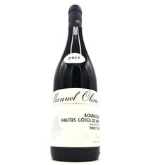 Bourgogne Hautes-Côte-de-Nuits Rouge 2017 Olivier
