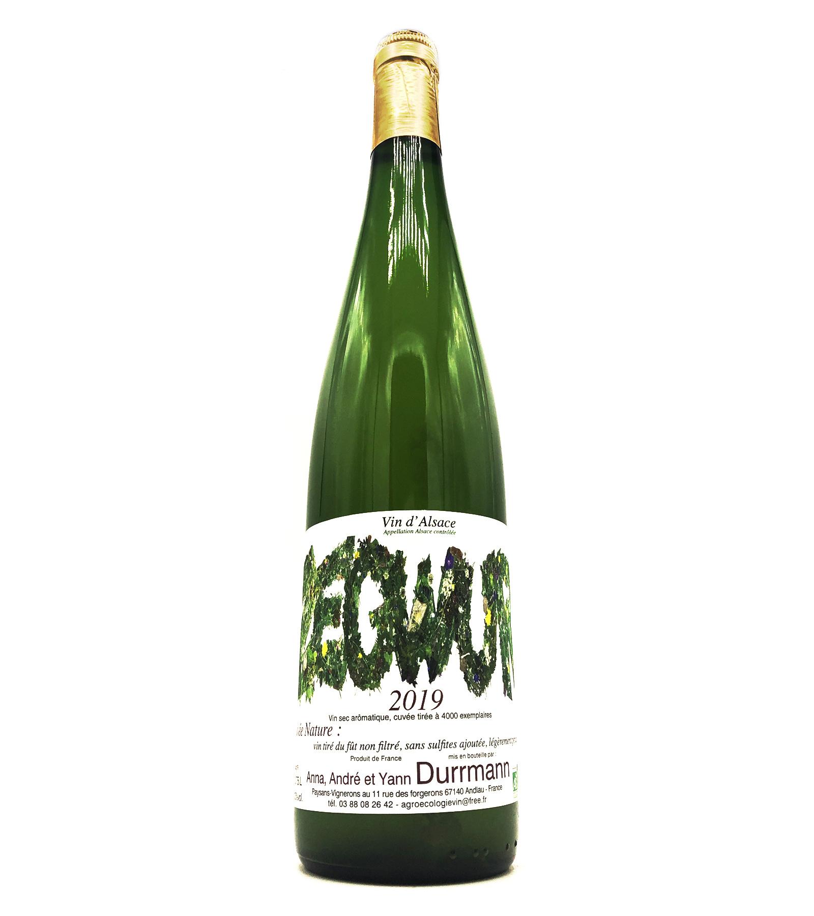 Zegwur Cuvée Naturale 2019 Durrmann