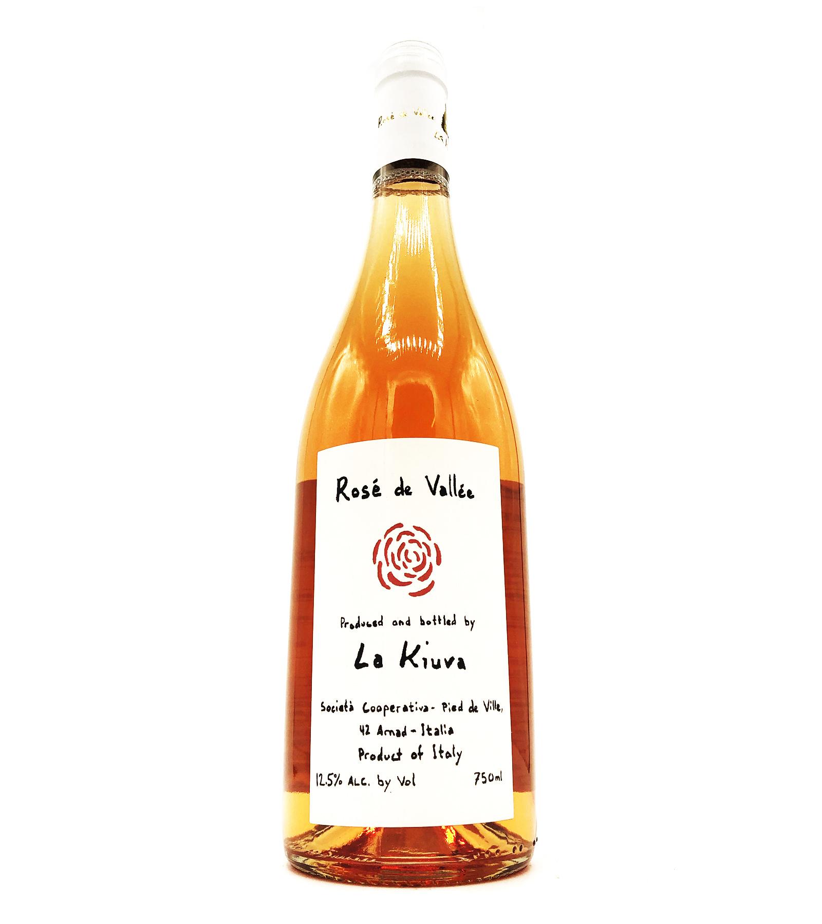 Rosé de Vallée NV La Kiuva