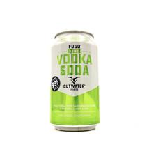 Fugu Lime Vodka Soda 12oz (can) Cutwater