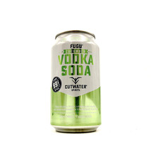 Fugu Cucumber Vodka Soda 12oz (can) Cutwater