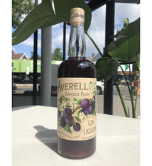 Damson Plum Gin Liqueur Averell