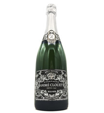 Champagne Silver Brut Nature NV Andre Clouet