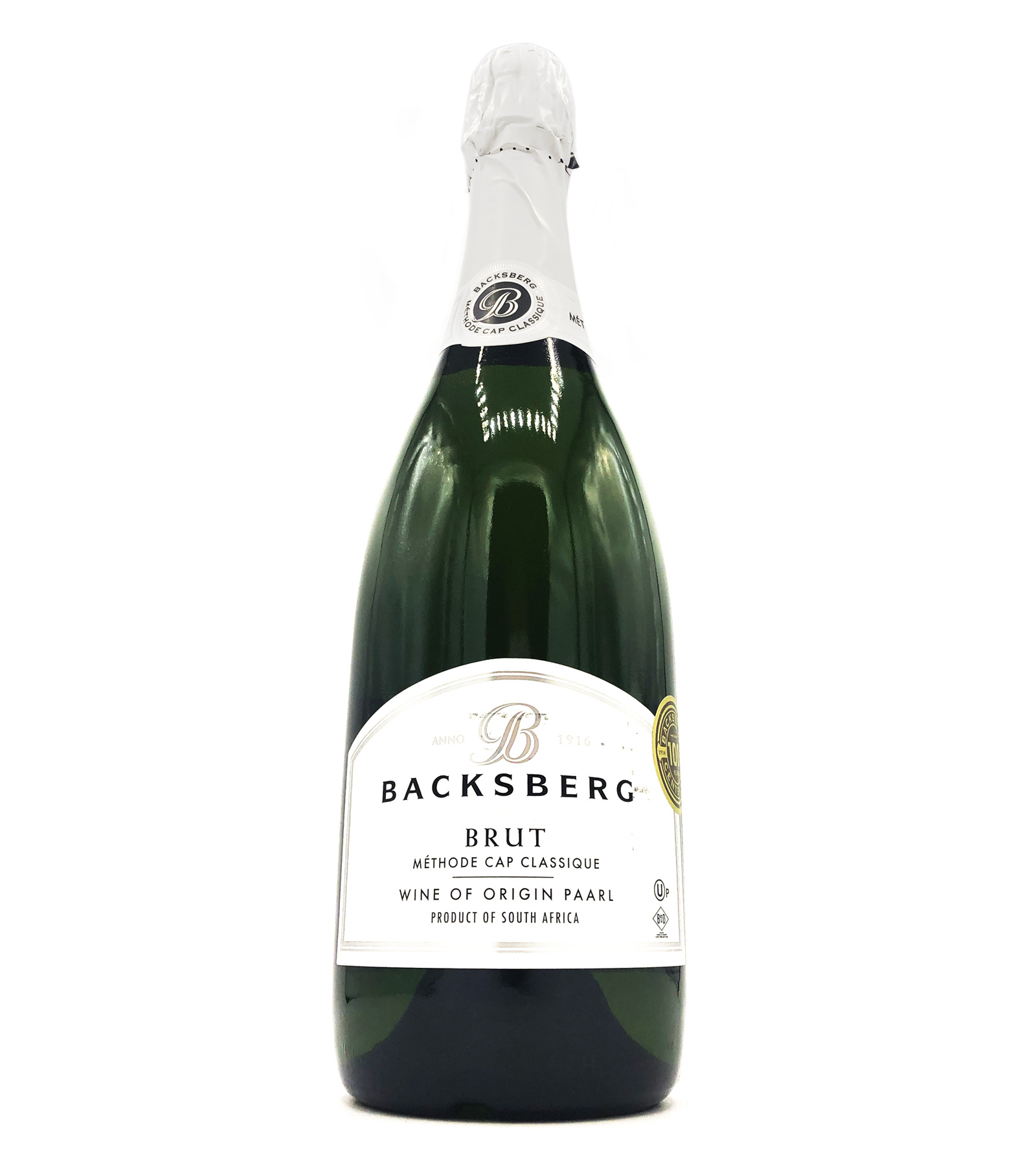 Kosher Brut NV Backsberg