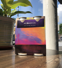 Red Blend 2018 250ml (can) Nomadica