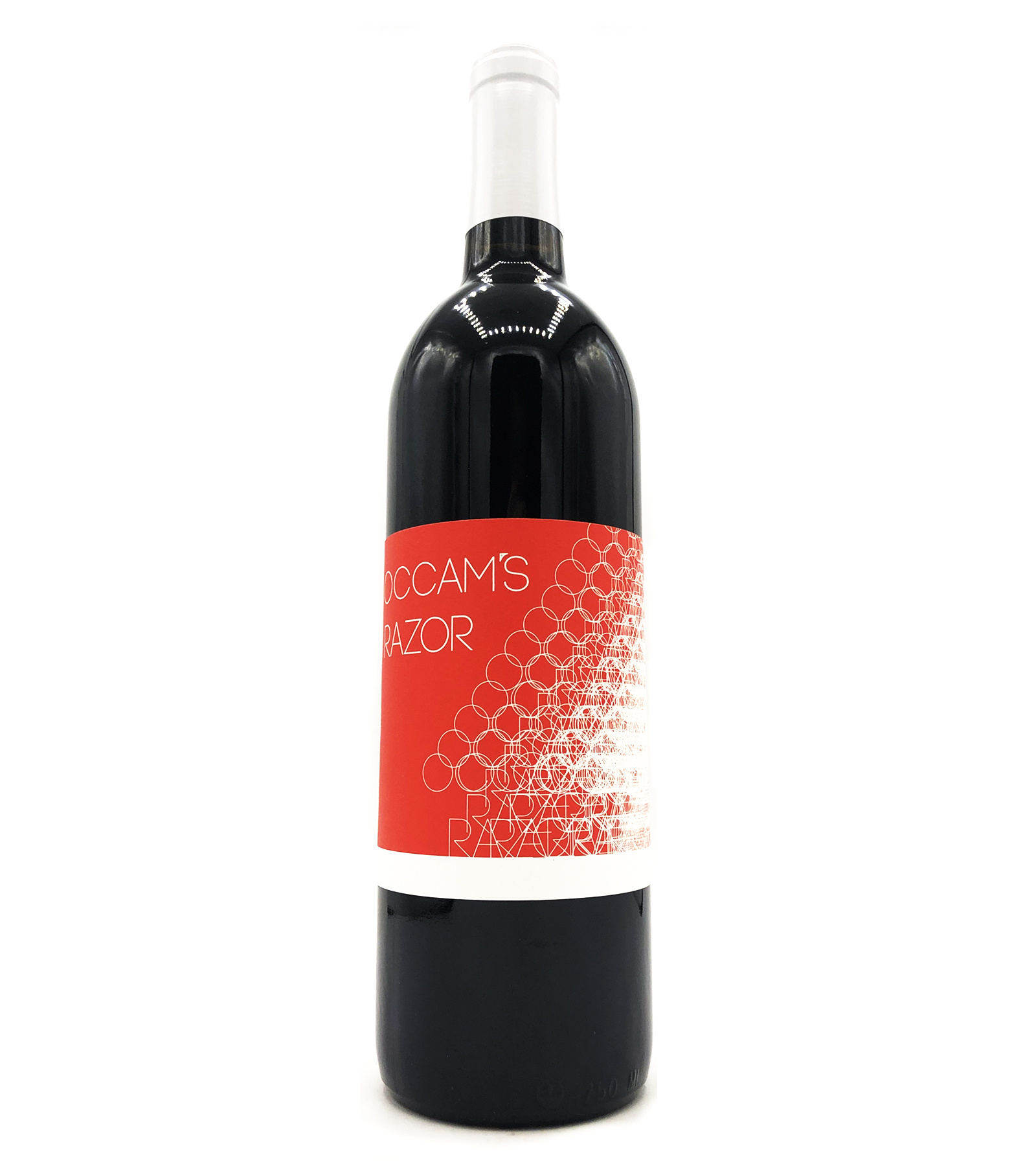 Occam's Razor 2017 Rasa Vineyards