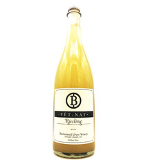 Pet-Nat Riesling 2019 Buttonwood Grove