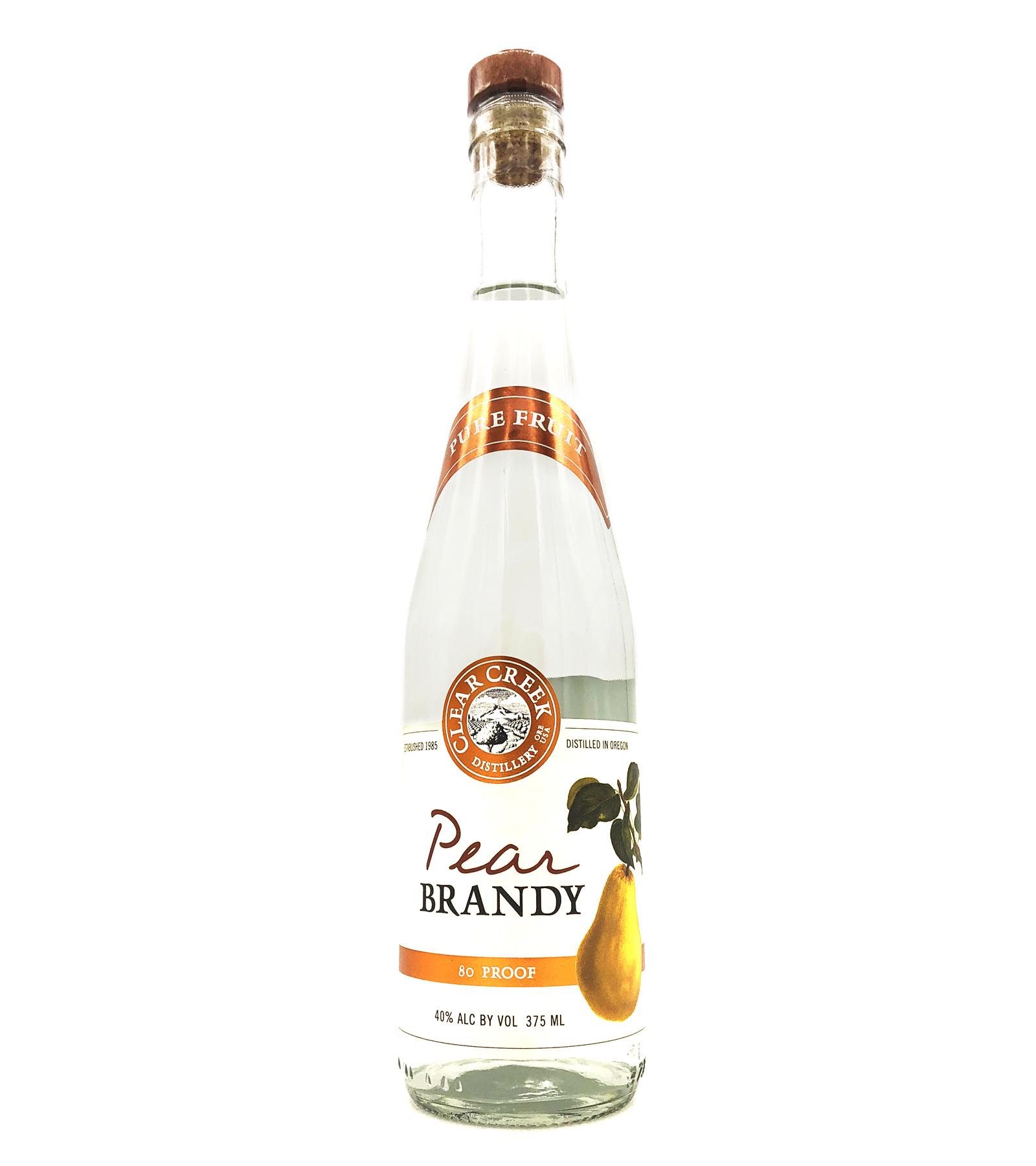 Pear Brandy 375ml Clear Creek Distillery