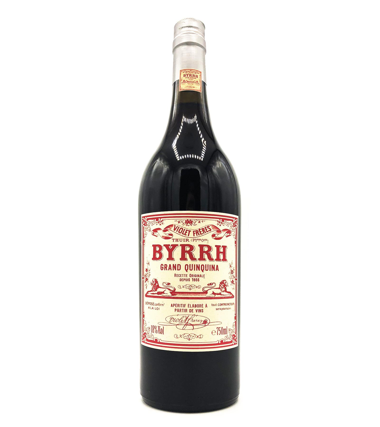 Gran Quinquina NV Byrrh