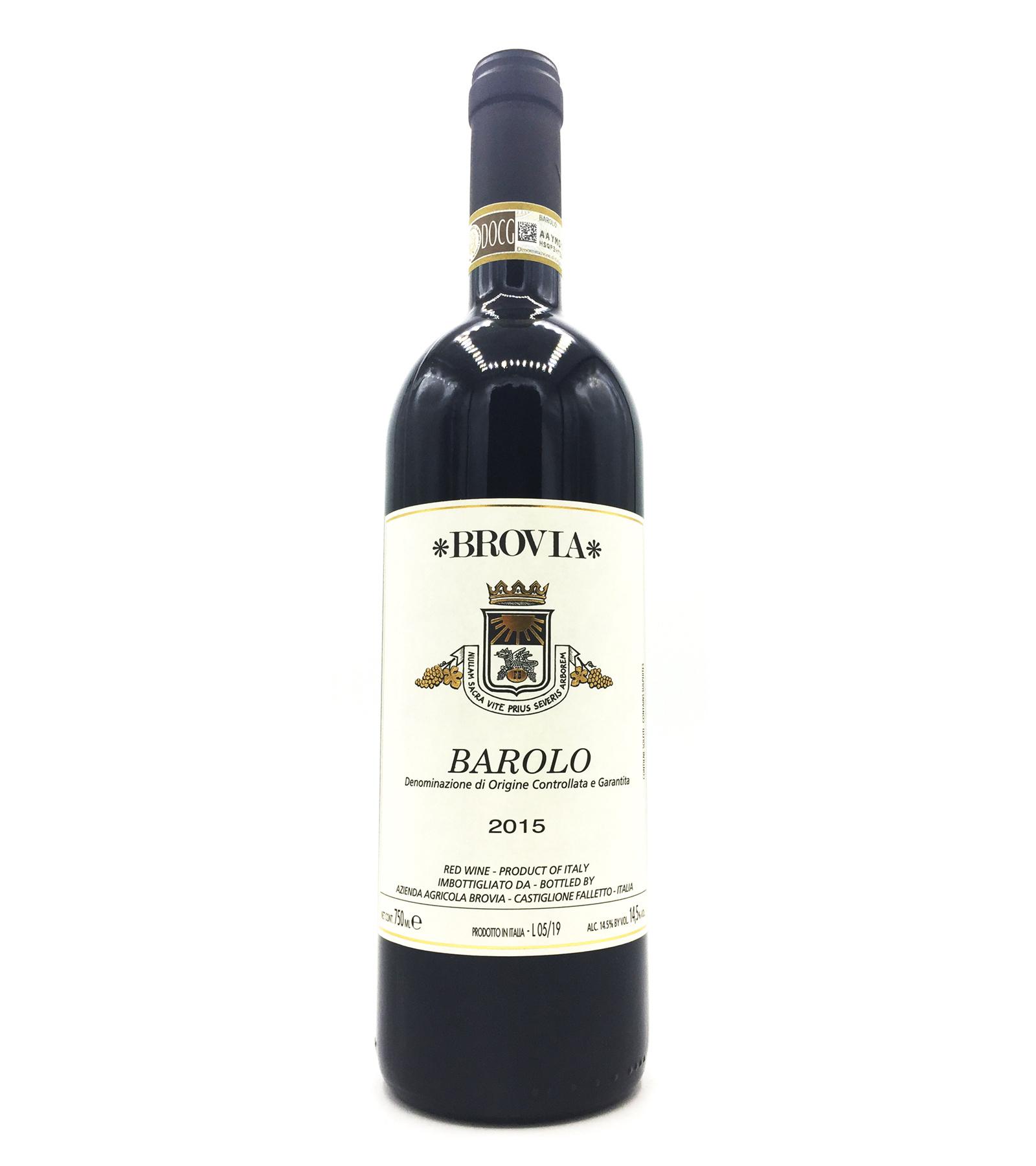 Barolo 2015 Brovia