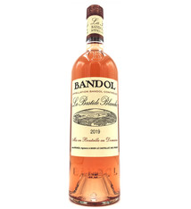 Bandol Rosé 750mL 2019 La Bastide Blanche