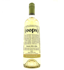 Sauvignon Blanc 2019 Oops Wines