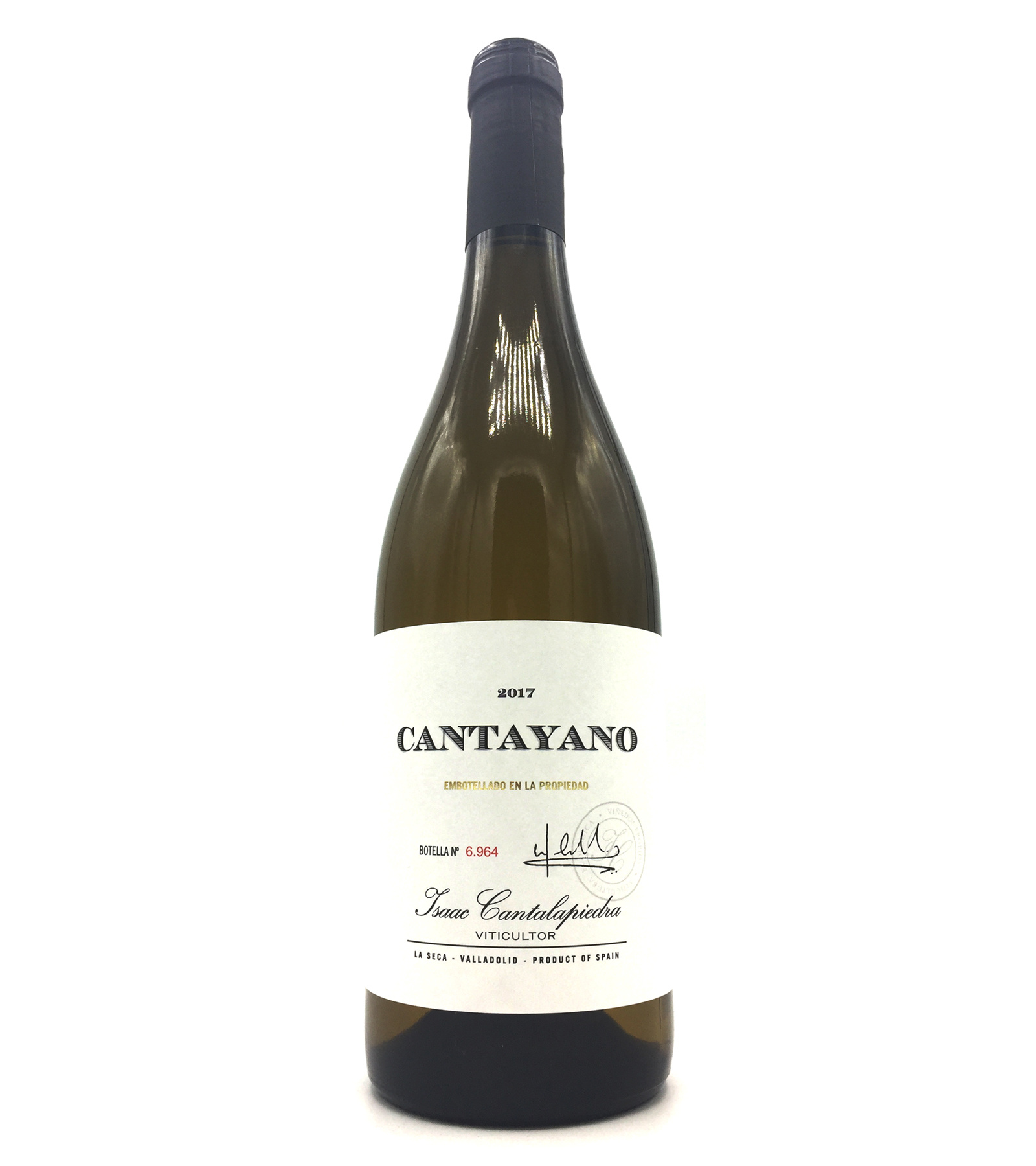 Cantayano 2017 Viticultores Cantalapiedra