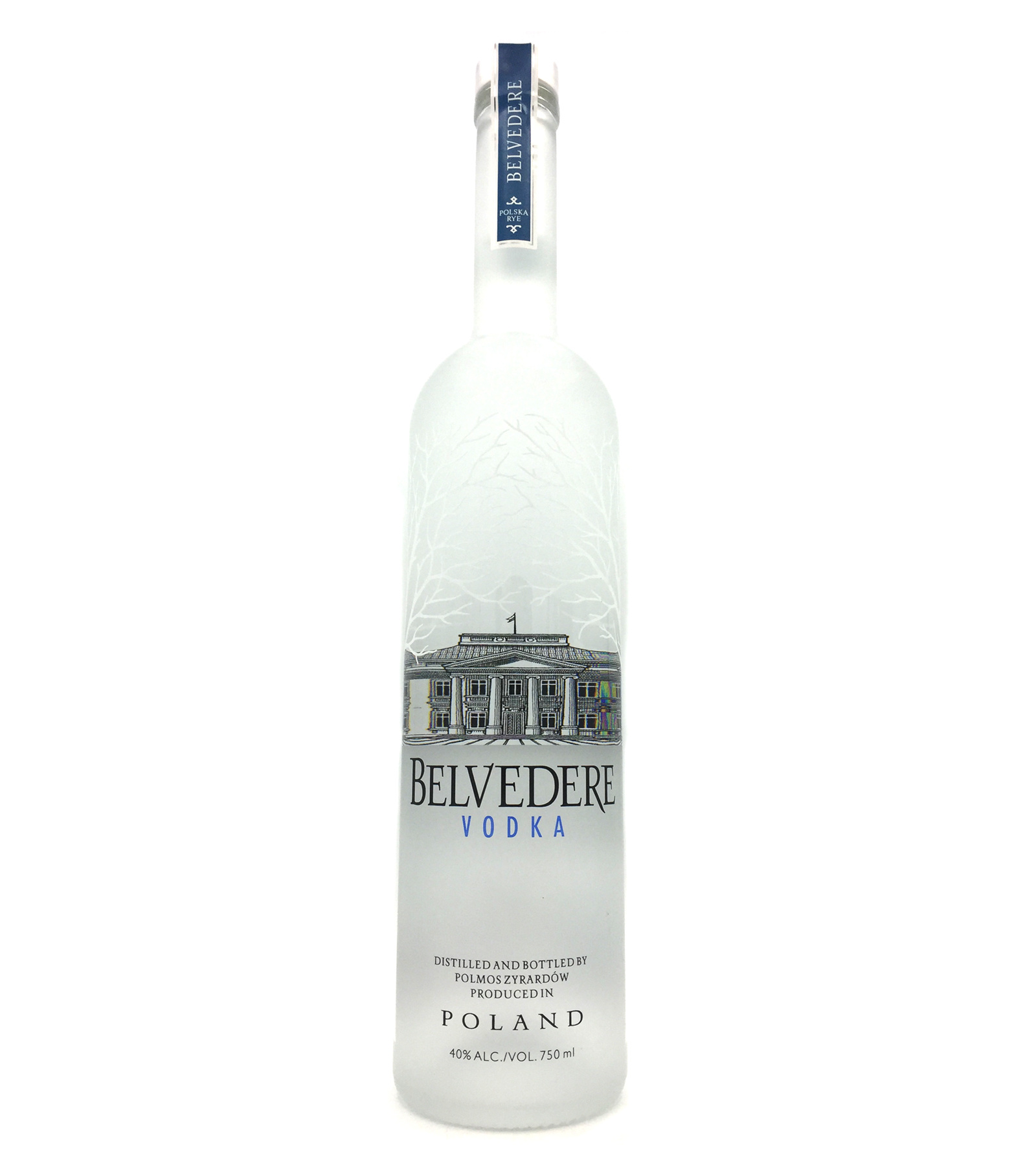 Vodka 750ml Belvedere