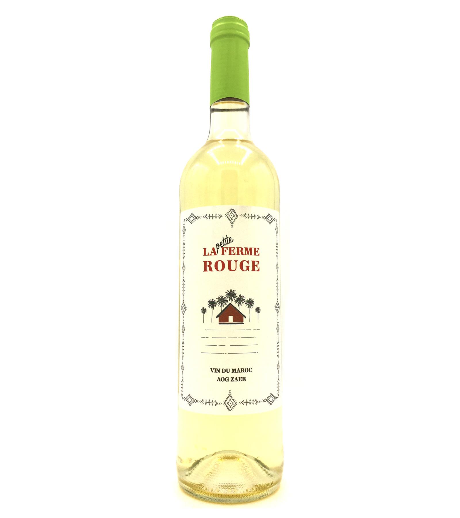 Sauvignon Blanc 2018 La Petite Ferme Rouge