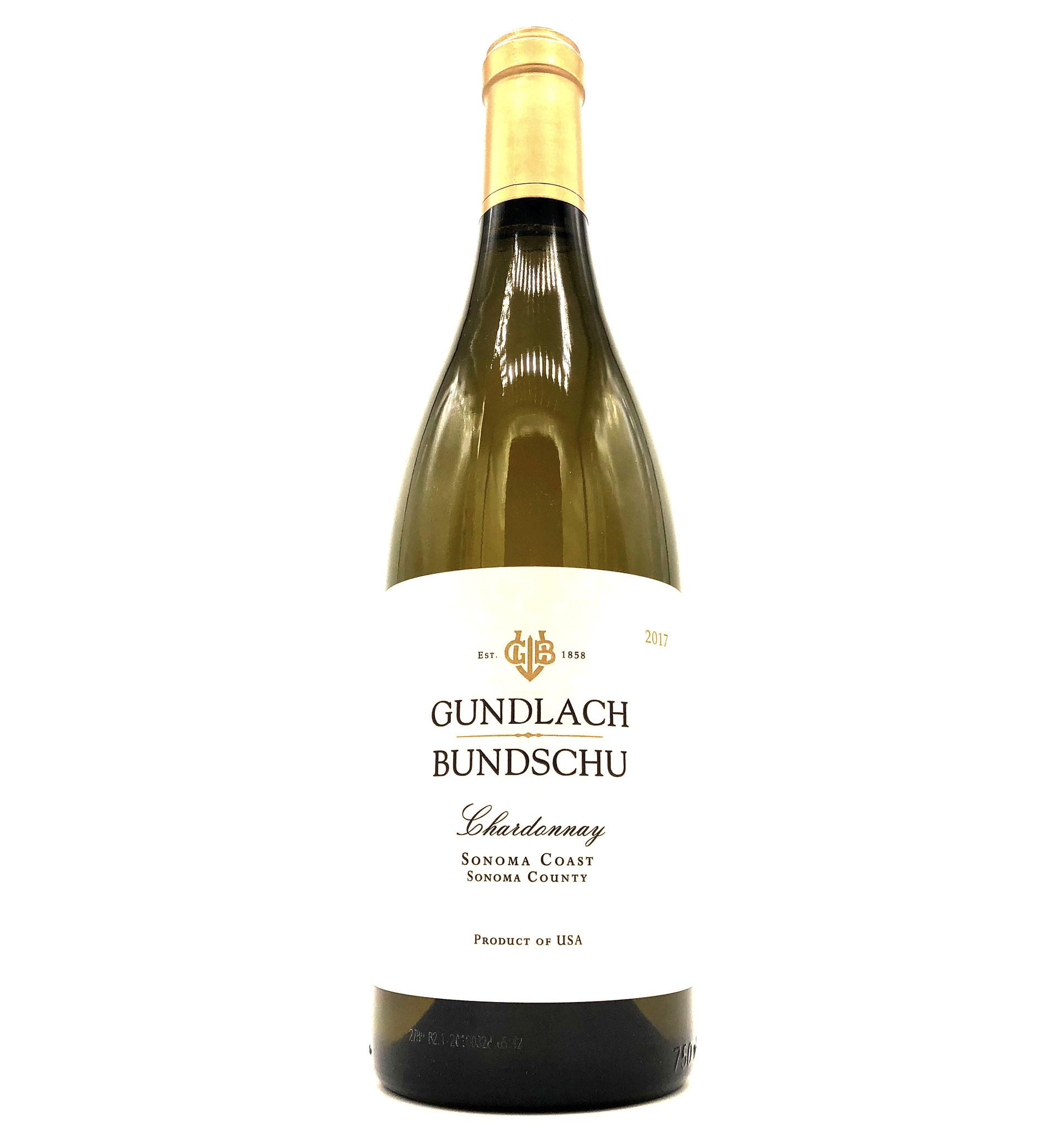 Chardonnay 2018 Gundlach Bundschu