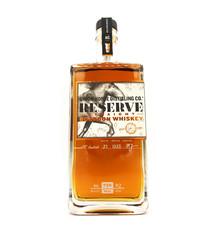 Union Horse Distilling Bourbon Reserve