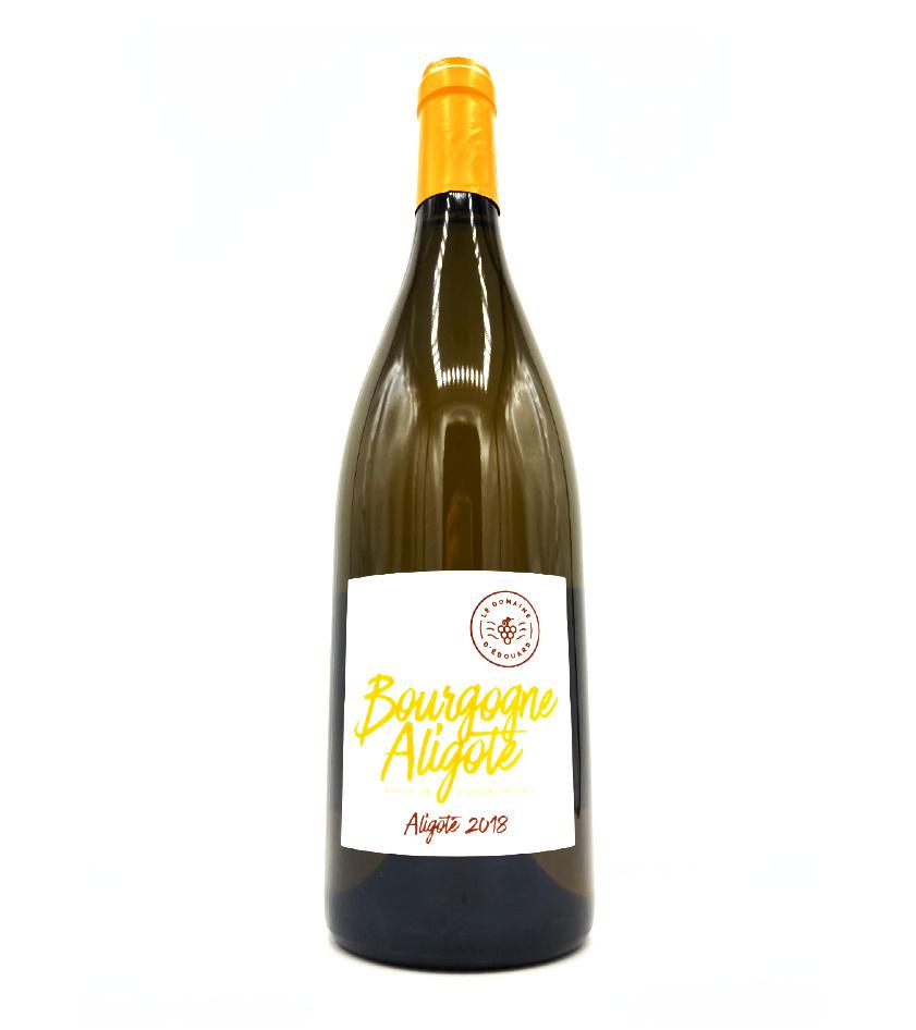 Bourgogne Aligoté 2018 d'Édouard