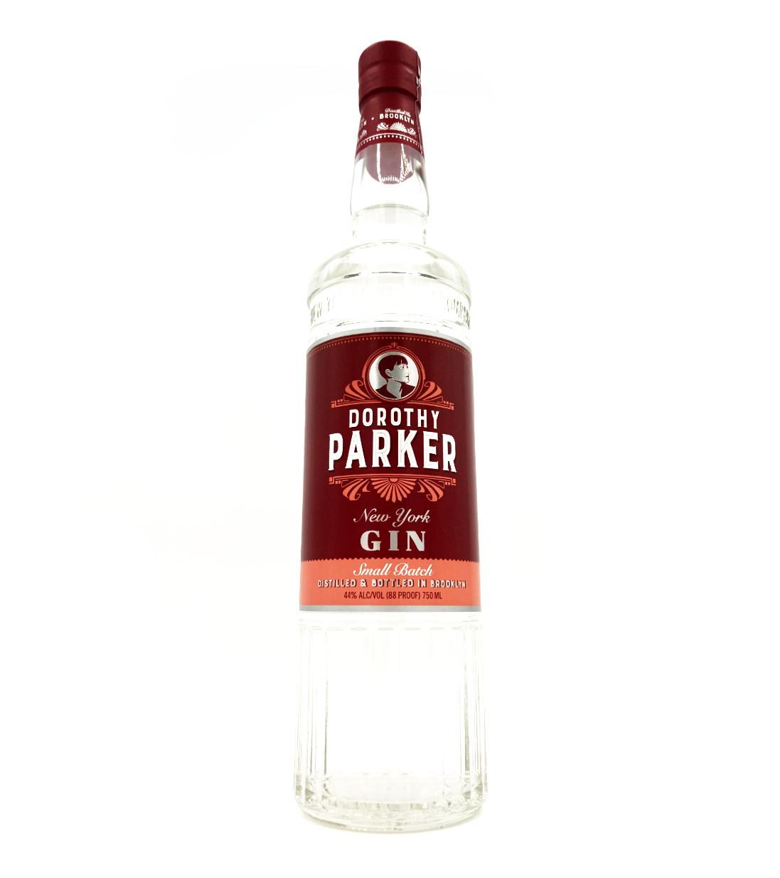 """Gin """"Dorothy Parker"""" NY Distilling"""
