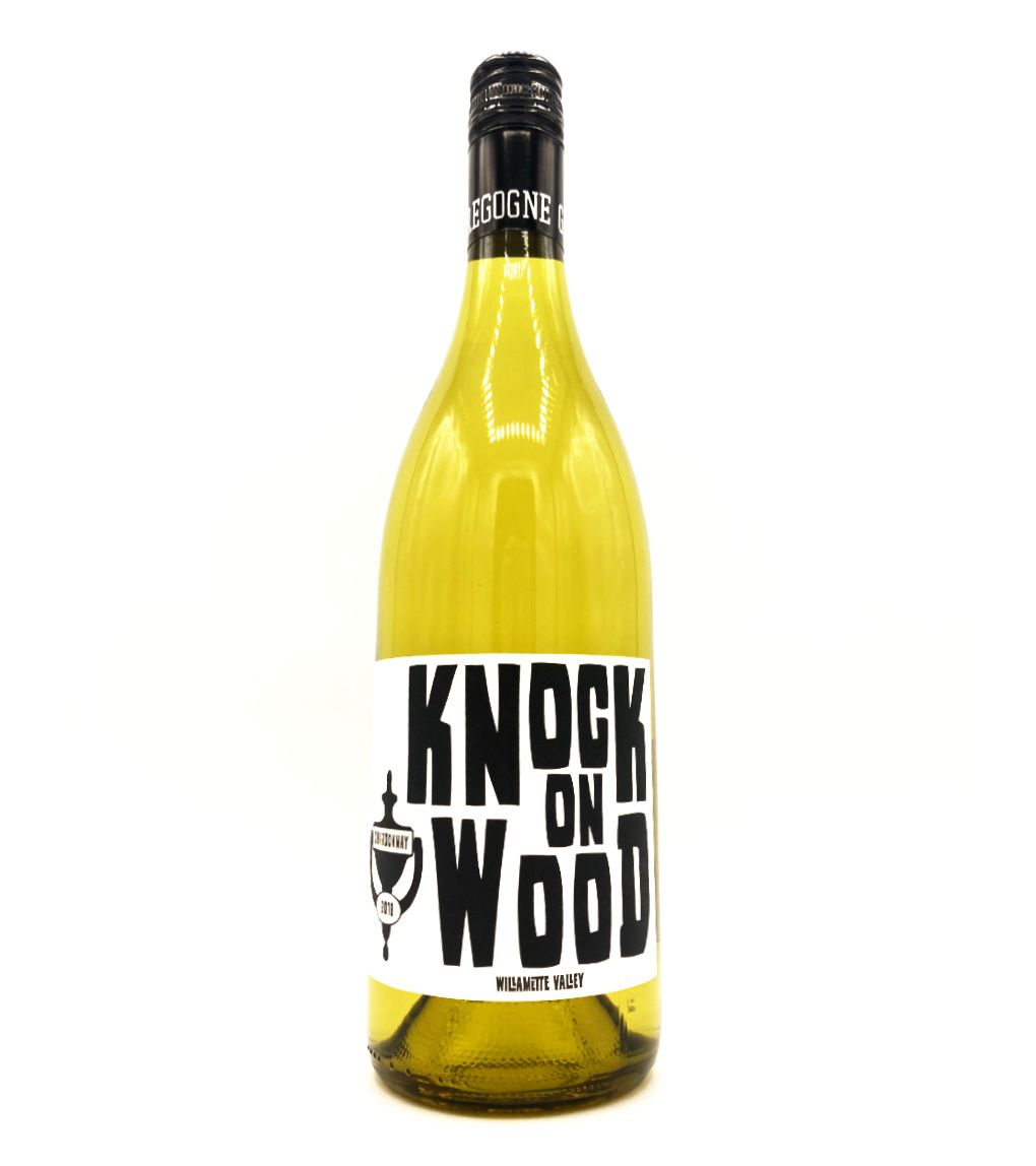 Chardonnay Knock On Wood 2018 Maison Noir