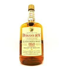 Scotch Whisky 1.75L Duggan's Dew