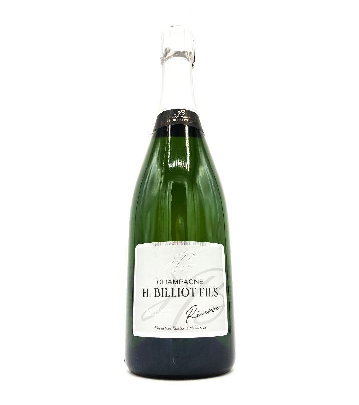 Champagne Brut Reserve NV H. Billiot