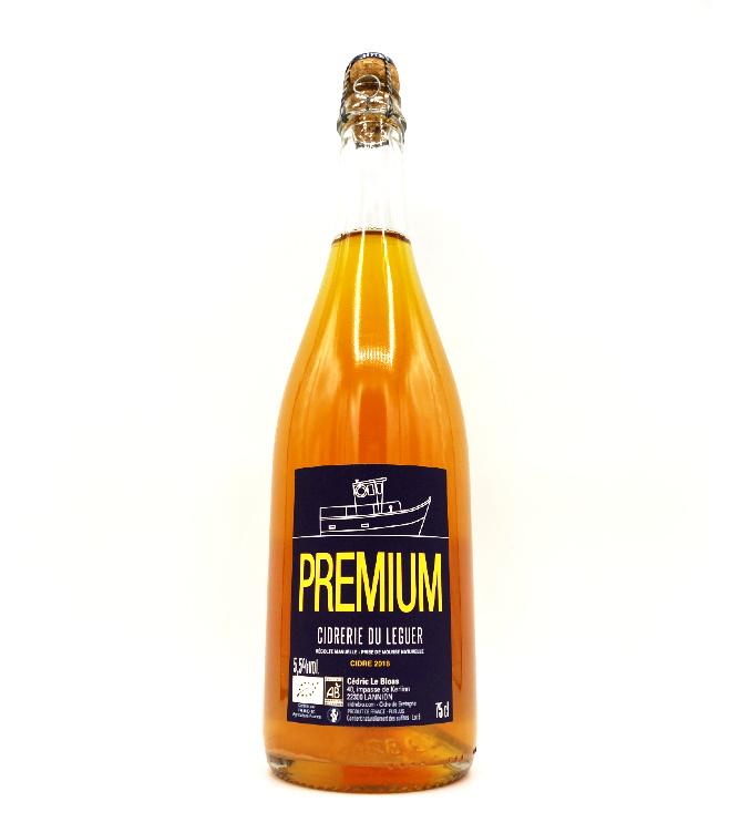Cidre Premium NV 750ml Cidrerie du Leguer