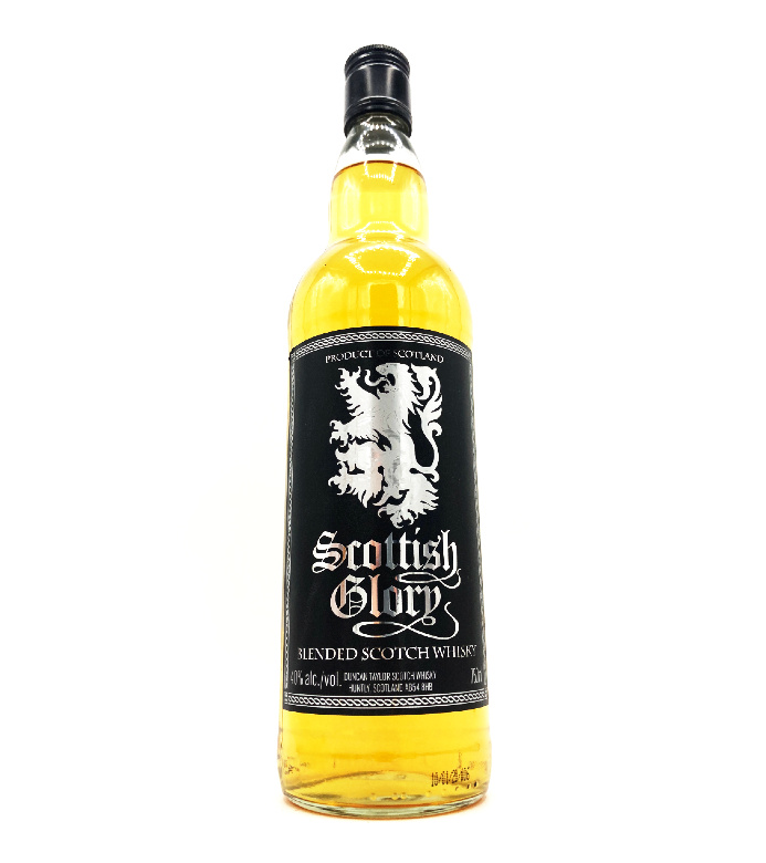 Blended Scotch Whisky 750ml Scottish Glory