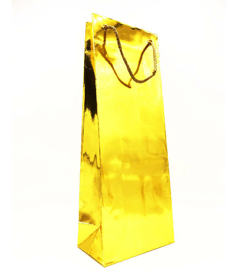 Gift Bag Gold