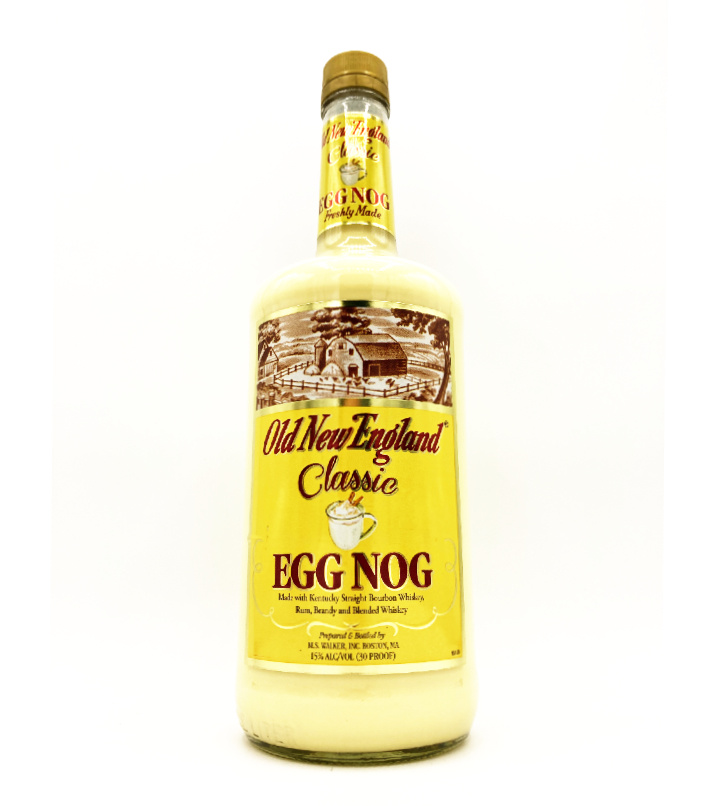 Egg Nog Classic 1L NV Old New England