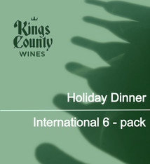 Holiday Dinner International 6-Pack