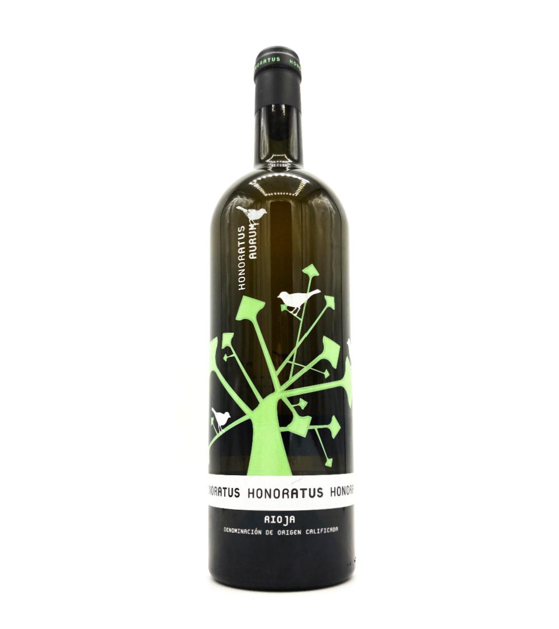 Rioja Blanco Honoratus Aurum 2008 Vinaspral