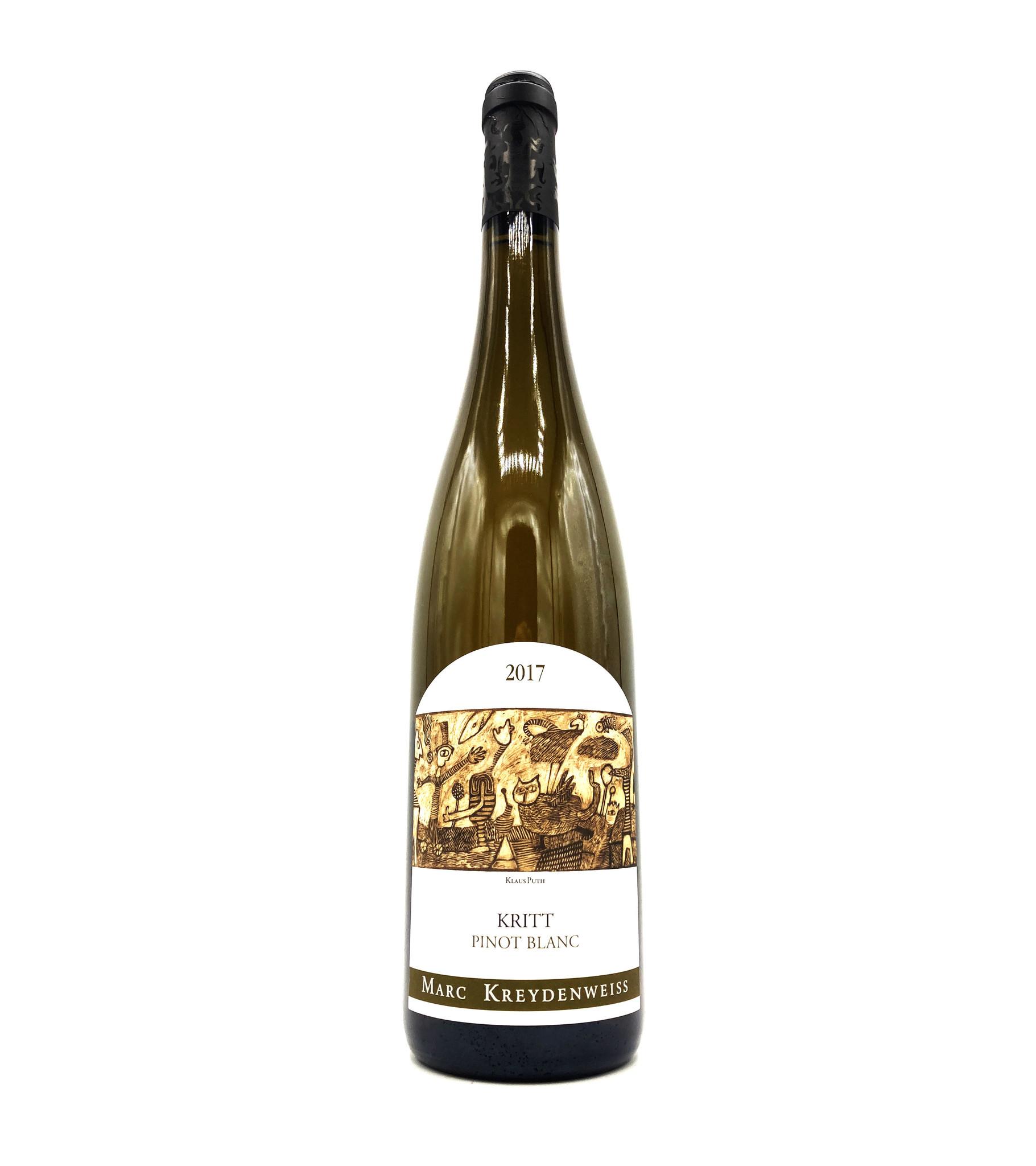 Pinot Blanc Kritt 2017 Kreydenweiss