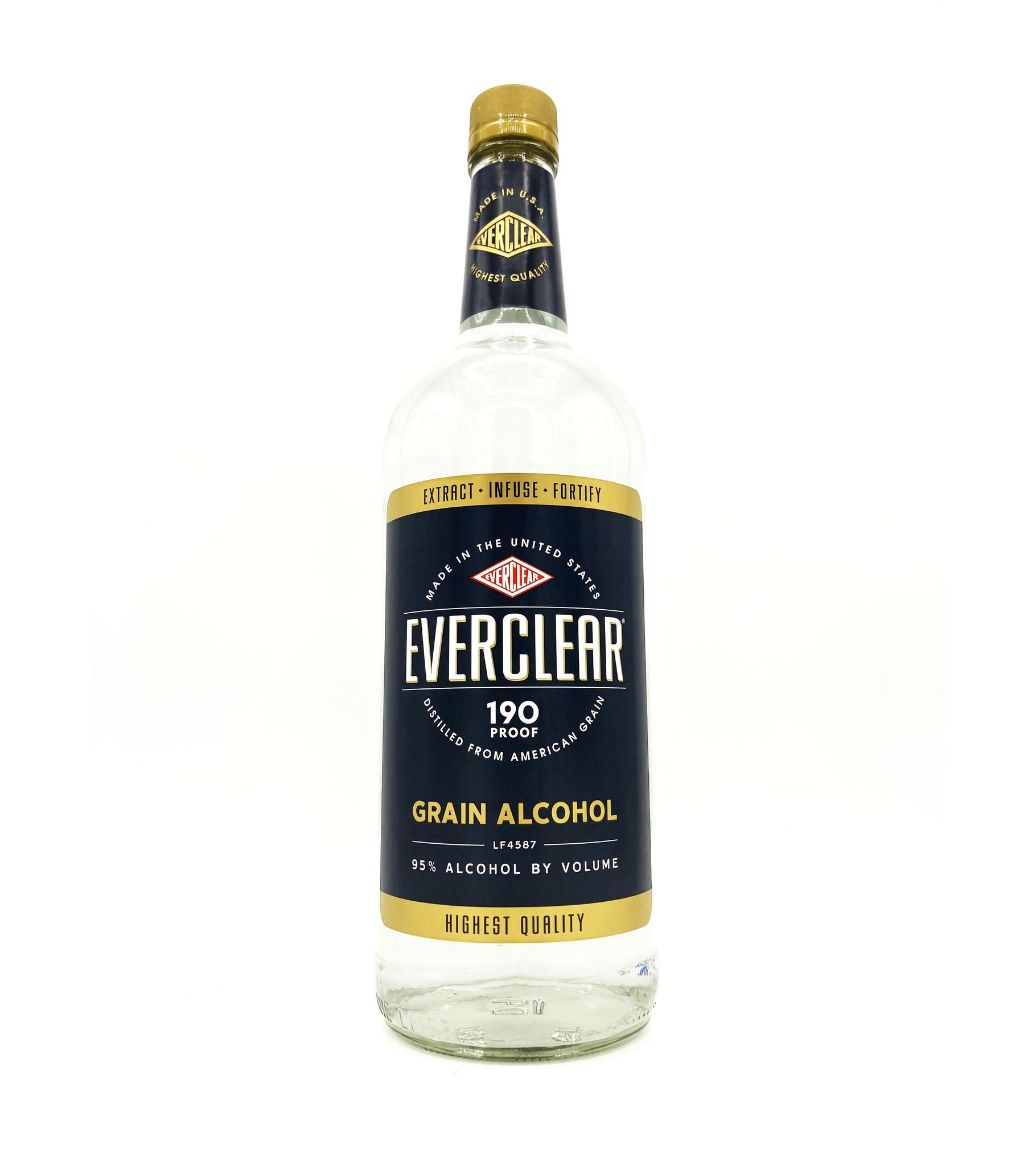 190 Proof Grain Alcohol 1L Everclear