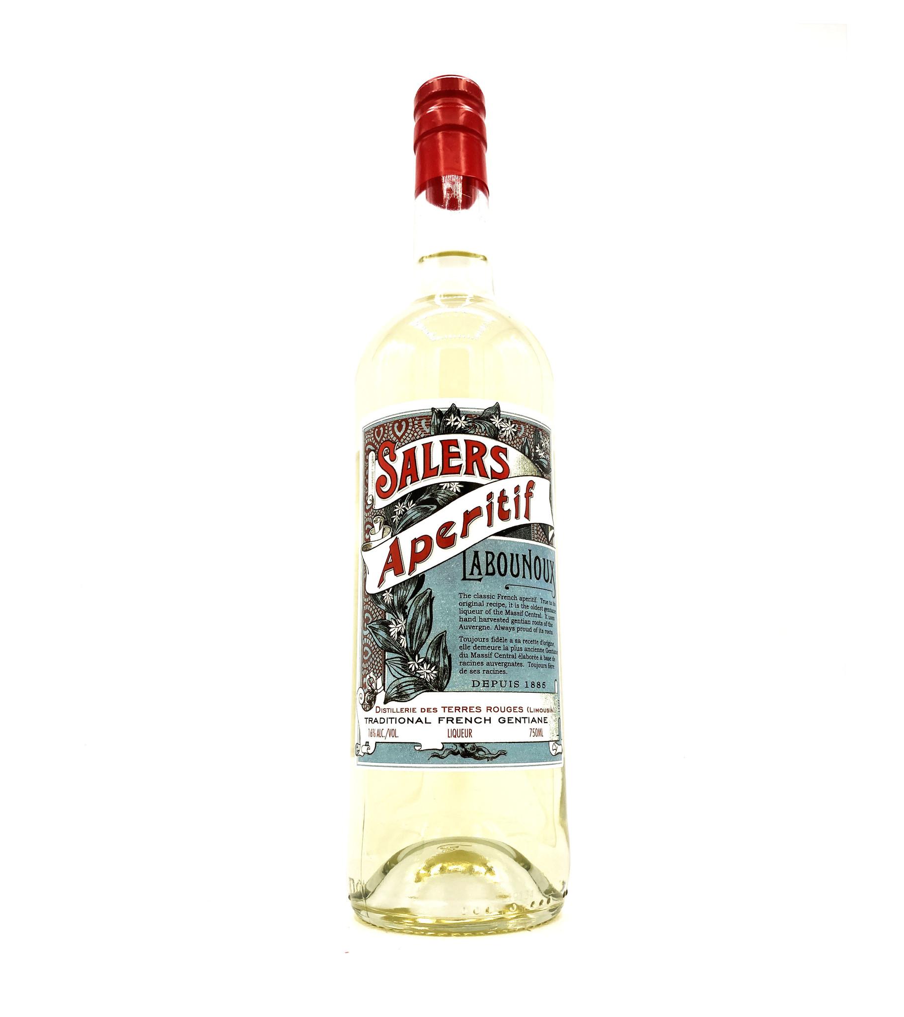 Gentiane Aperitif Liqueur Salers