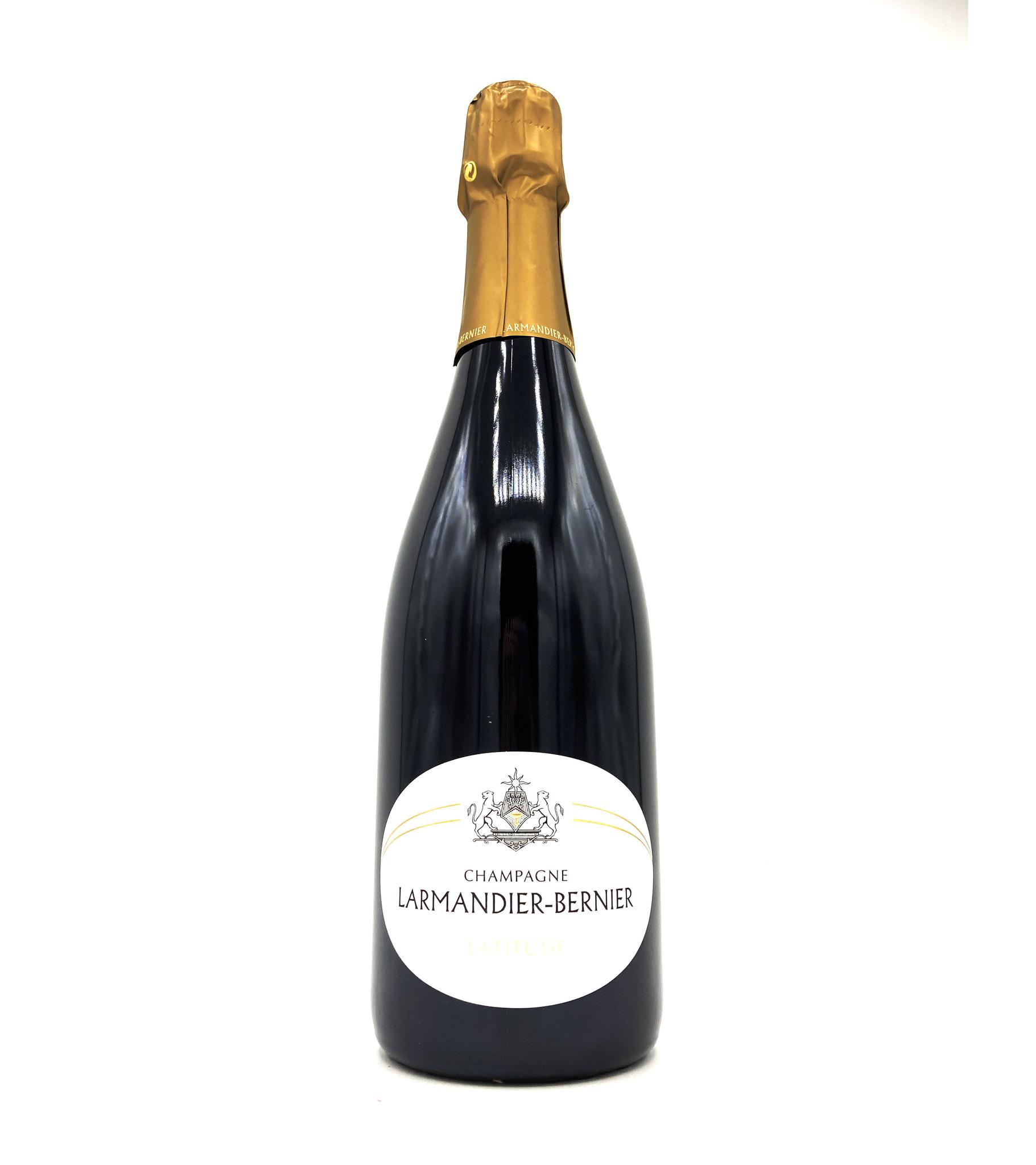 Champagne Extra Brut Latitude NV Larmandier-Bernier