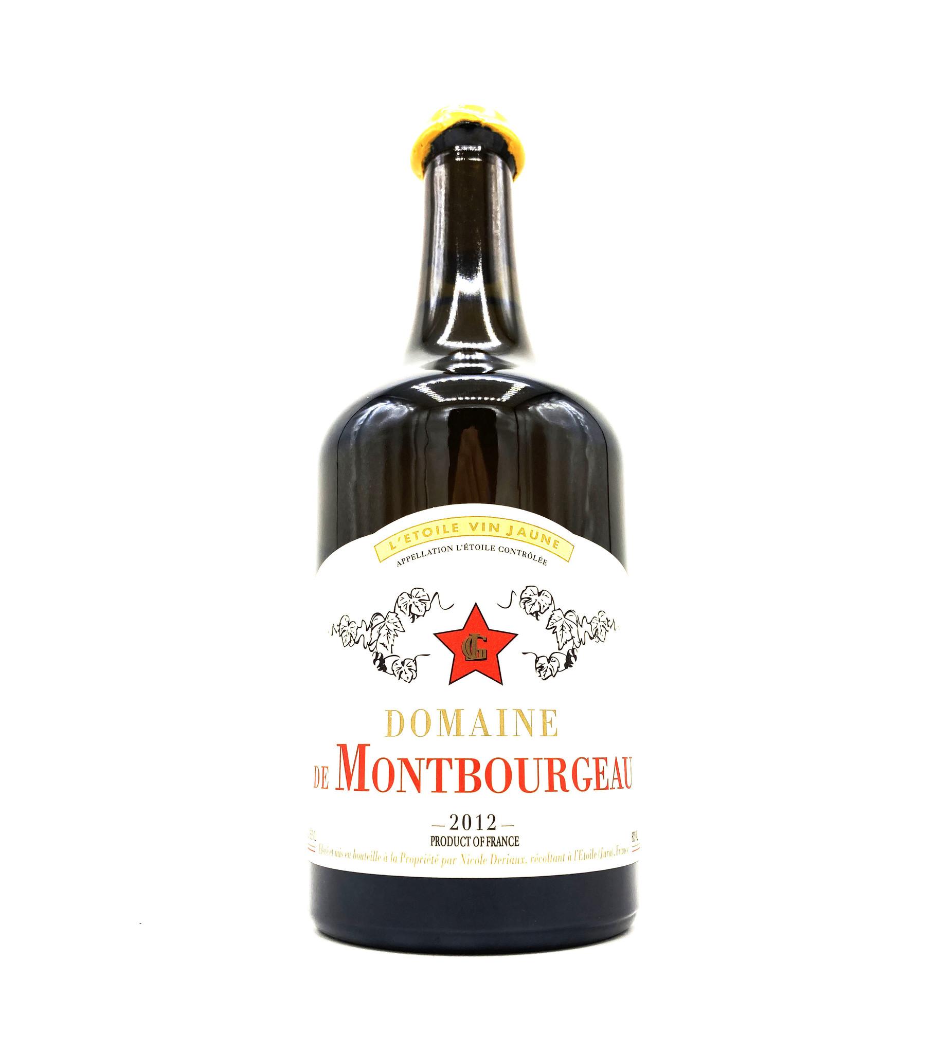 L'Etoile Vin Jaune 620ml 2012 Domaine Montbourgeau