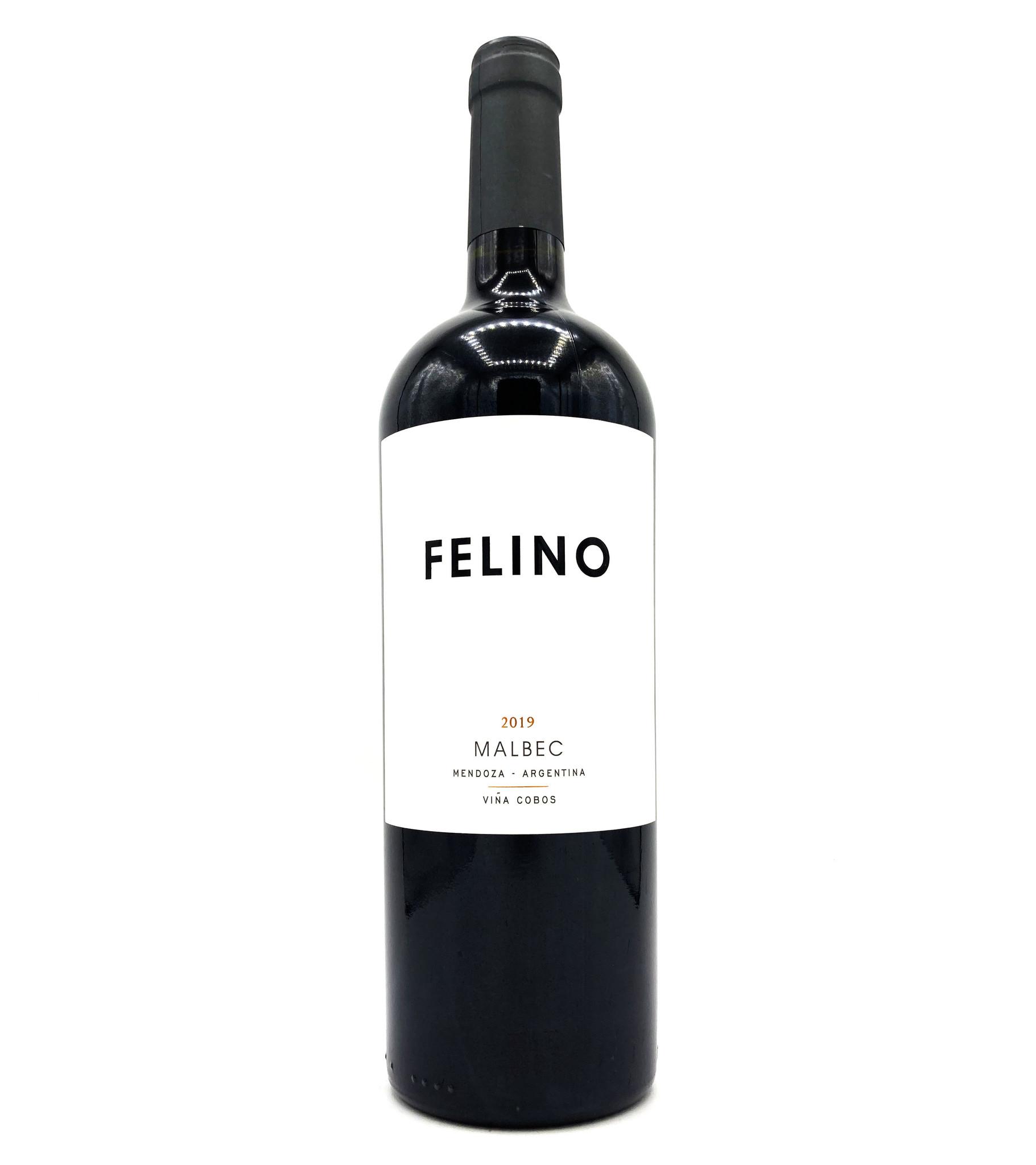 Malbec Felino 2019 Vina Cobos