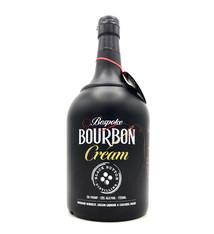 Bespoke Bourbon Cream NV Black Button