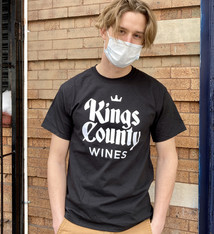 KCW Black Logo T-Shirt