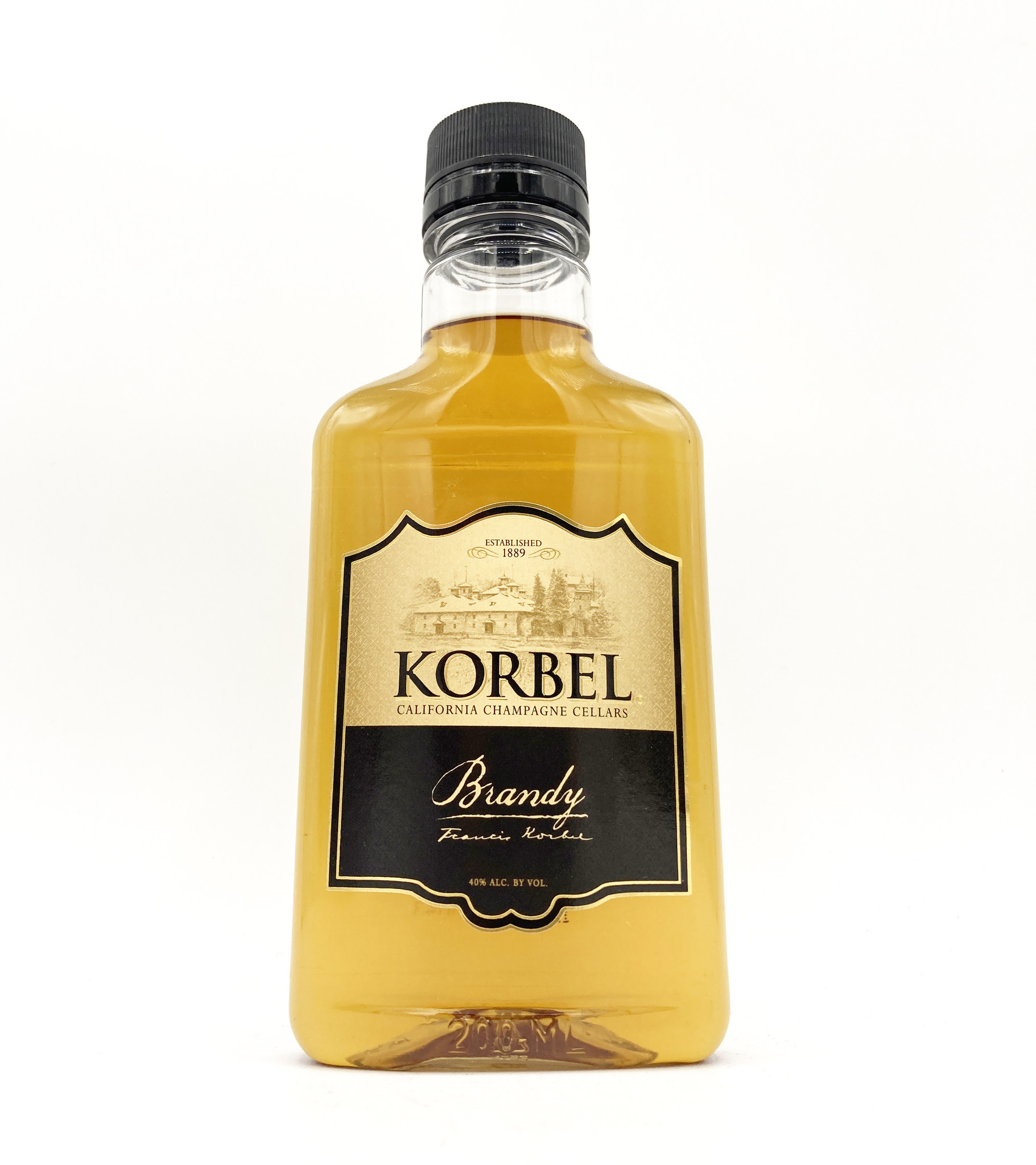 California Brandy 200ml Korbel