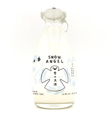 Nigori Sake Snow Angel 180mL Oka Brewery
