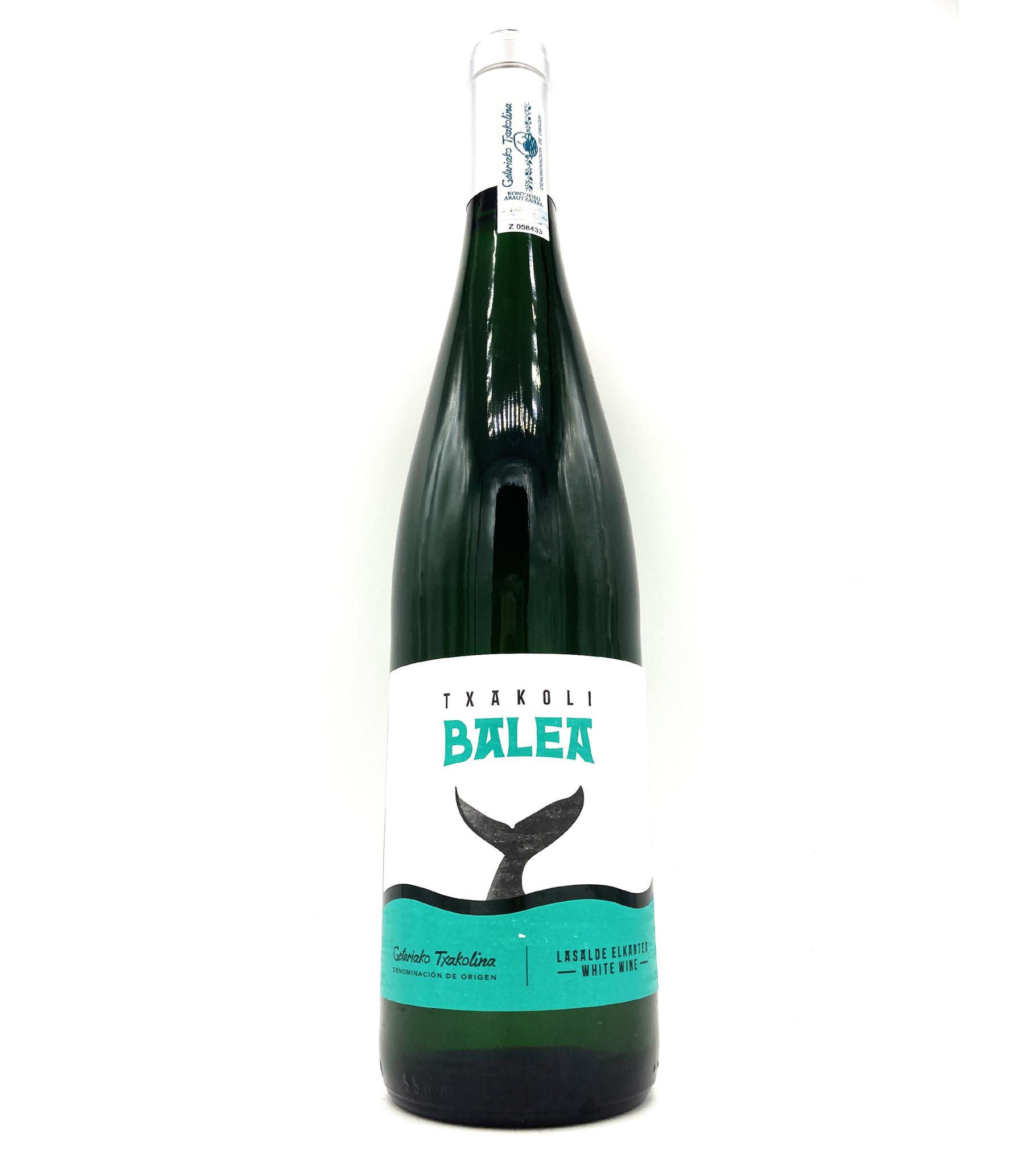 Txakoli 2019 Balea